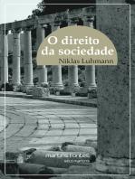 O direito da sociedade