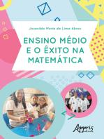 Ensino Médio e o Êxito na Matemática
