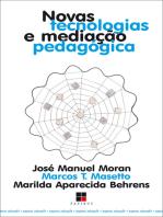 Novas tecnologias e mediação pedagógica