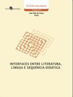 Interfaces entre Literatura, Língua e Sequência Didática