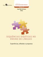 Sequências Didáticas no Ensino de Línguas: Experiências, Reflexões e Propostas