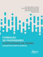 Formação de Professores e Estratégias de Ensino