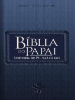 Bíblia do Papai - Almeida Revista e Atualizada: Sabedoria do Pai para os pais