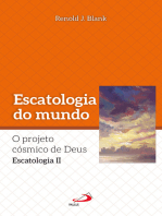 Escatologia do mundo
