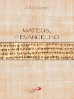 Mateus, o evangelho