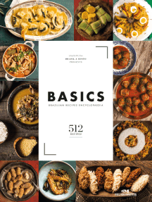 Basics: Brazilian recipes encyclopaedia