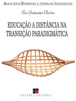 Educação a distância na transição paradigmática