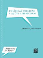 Políticas públicas e ações afirmativas
