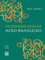 Dicionário escolar afro-brasileiro