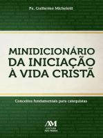 Minidicionário da iniciação à vida cristã
