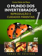 O mundo dos invertebrados