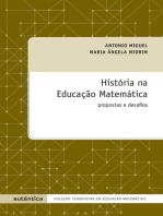 História na educação matemática: Propostas e desafios