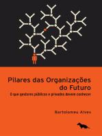 Pilares das organizações do futuro: o que gestores públicos e privados devem conhecer