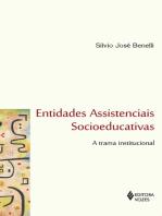 Entidades assistênciais socioeducativas