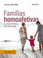 Famílias homoafetivas