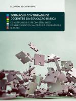 Formação continuada de docentes da educação básica: construindo e reconstruindo conhecimentos na prática pedagógica (LASEB)