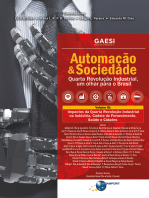 Automação & Sociedade Volume 3: Impactos da Quarta Revolução Industrial na Indústria, Cadeia de Fornecimento, Saúde e Cidades