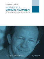 Introdução a Giorgio Agamben