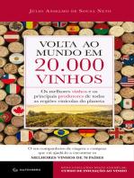 Volta ao mundo em 20.000 vinhos