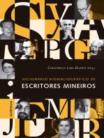 Dicionário biobibliográfico de escritores mineiros