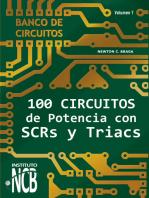 100 Circuitos de Potencia con SCRs y Triacs
