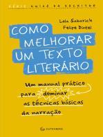 Como melhorar um texto literário