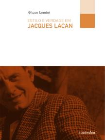 Estilo e verdade em Jacques Lacan
