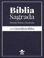 Bíblia Sagrada com Concordância Bíblica