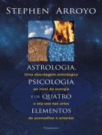 Astrologia, psicologia e os quatro elementos