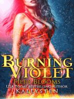 Burning Violet
