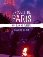 Croquis de Paris: Um guia às avessas