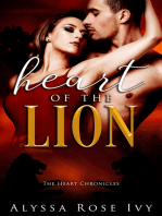 Heart of the Lion (The Heart Chronicles #2)