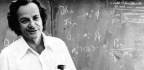The Day Feynman Worked Out Black-Hole Radiation on My Blackboard