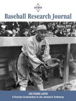 Baseball Research Journal (BRJ), Volume 48, #1