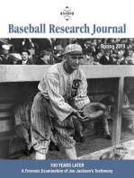 Baseball Research Journal (BRJ), Volume 48, #1