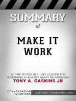 Summary of Make It Work