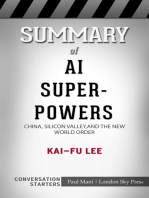 Summary of AI Superpowers