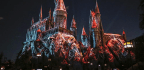 Universal's Harry Potter Light Show Can Vanquish Dark But Not Stormy