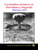 Las bombas atómicas en Hiroshima y Nagasaki