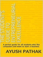The Entrepreneur's Guide to Excellence
