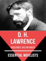 Essential Novelists - D. H. Lawrence