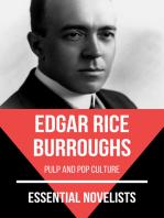 Essential Novelists - Edgar Rice Burroughs