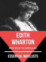 Essential Novelists - Edith Wharton