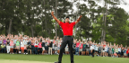 Tiger Woods Is A Major Champion Again. 'It Could Be The Greatest Comeback In Sports'