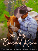 On His Bended Knee