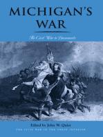 Michigan's War
