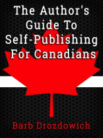 The Author's Guide to Self-Publishing for Canadians