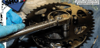 Project Kawasaki Z1325 part 18 The Chain Gang