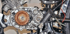 Project Yamaha CS3C part 8 Mr Rotor-vator