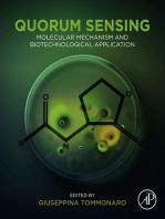 Quorum Sensing: Molecular Mechanism and Biotechnological Application
